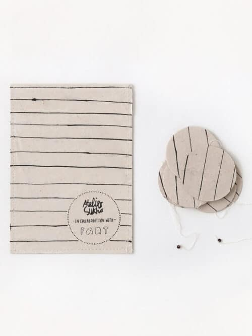 Atelier Sukha x FANT Collaboration Garlands Stripe3