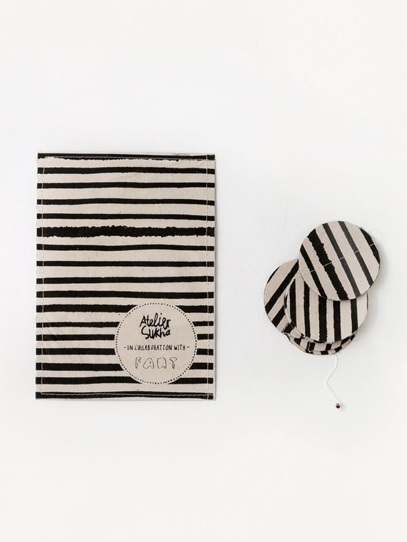 Atelier Sukha x FANT Collaboration Garlands Stripe1