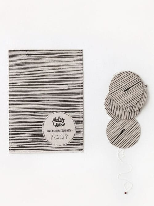 Atelier Sukha x FANT Collaboration Garlands Stripe2