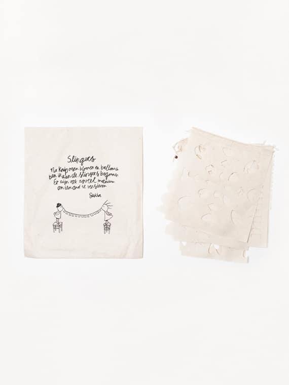Maya Flags Lokta Paper Handmade Nepal Star