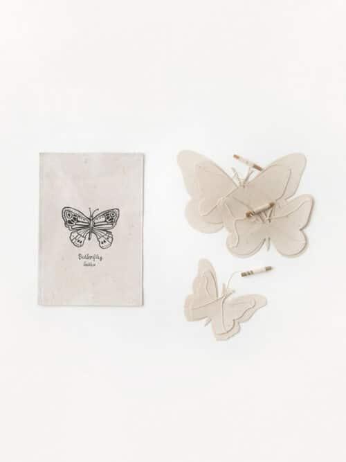 Butterfly Atelier Sukha Lokta Paper Handmade Nepal