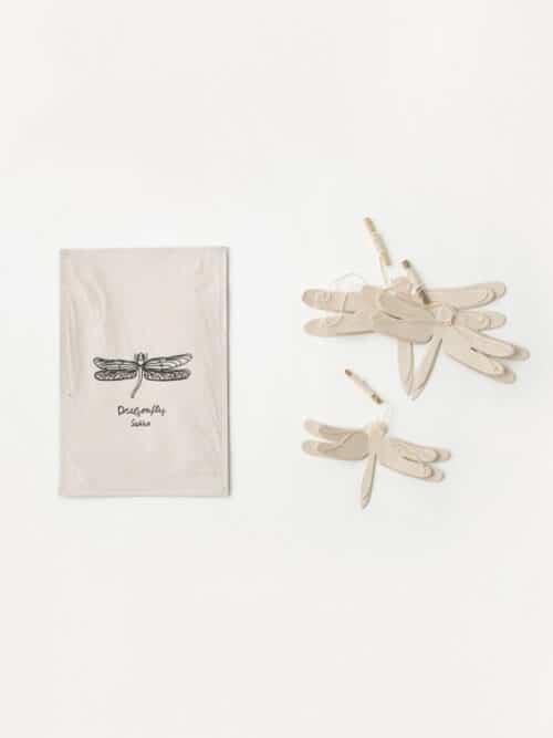 Dragonfly Atelier Sukha Lokta Paper Handmade Nepal
