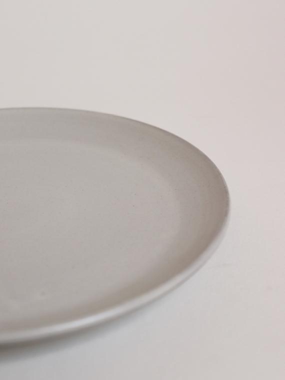 Handmade Ceramics Plates pebble detail