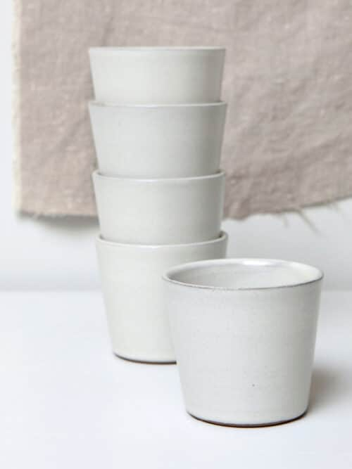 Coffee Cup Pebble Atelier Sukha Ceramics