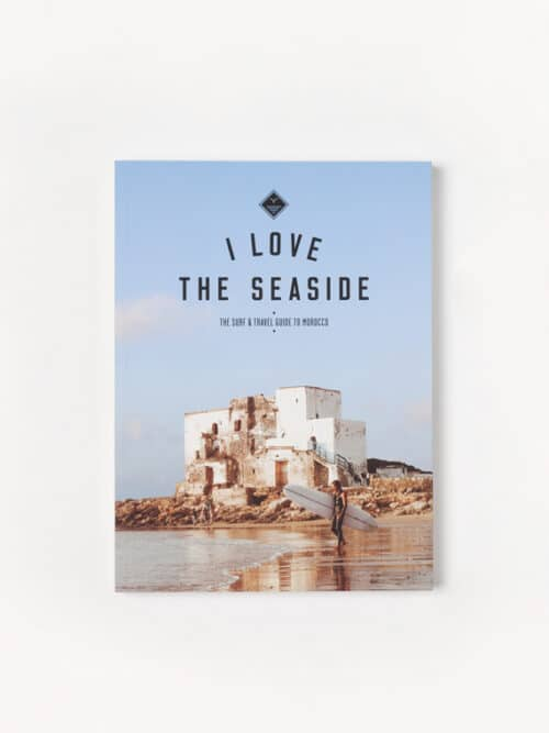 I Love the Seaside Marocco Atelier Sukha Front