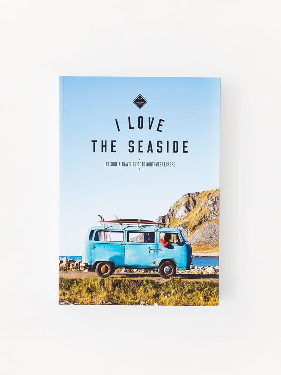 I Love the Seaside Northern Europe Atelier Sukha Front