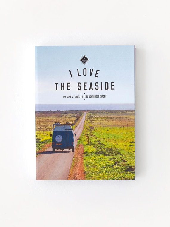 I Love the Seaside Southern Europe Atelier Sukha Front