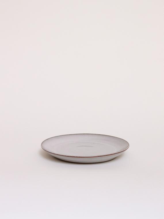 Handmade Ceramics Plates breakfast river