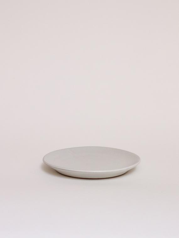 Handmade Ceramics Plates breakfast pebble