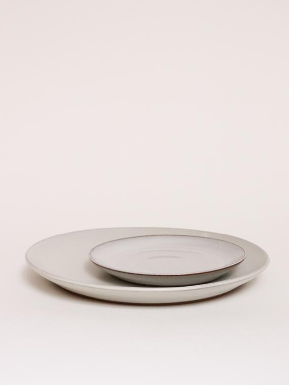 Handmade Ceramics Plates breakfast dinner