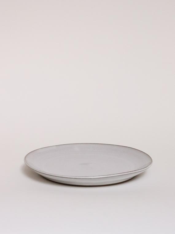 Handmade Ceramics Plates lunch river