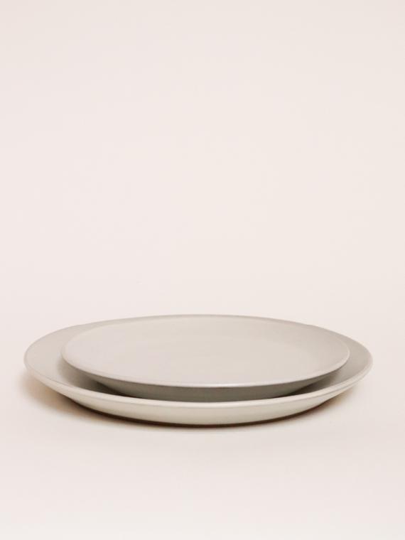 Handmade Ceramics Plates Pebble