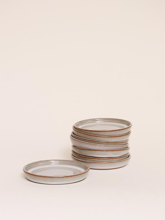 handmade ceramics fairtrade ceramics serving plate river