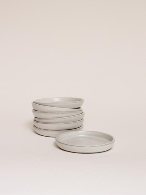 handmade ceramics fairtrade ceramics serving plate pebble