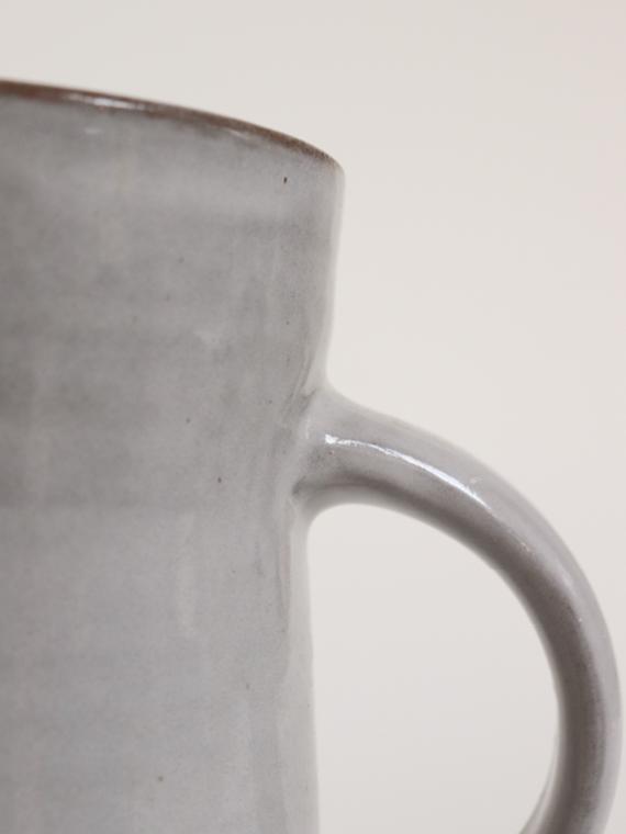 Handmade Ceramics Jug River Detail
