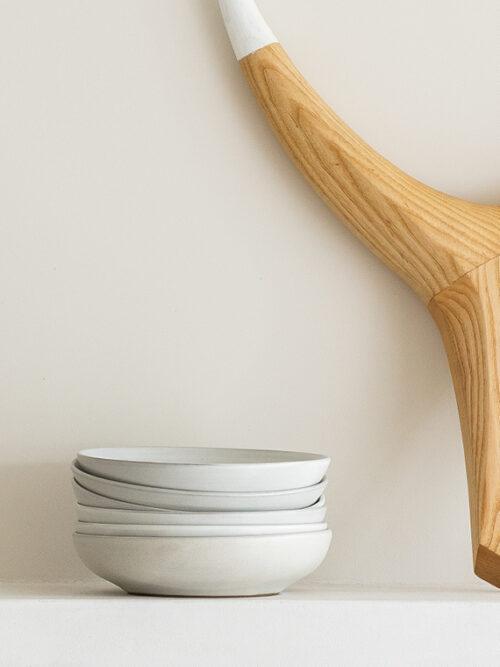 Handmade Ceramics Fairtrade Pasta Plates