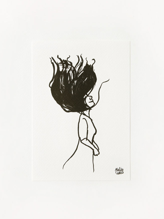 Card Free New Atelier Sukha Barbara van den Berg
