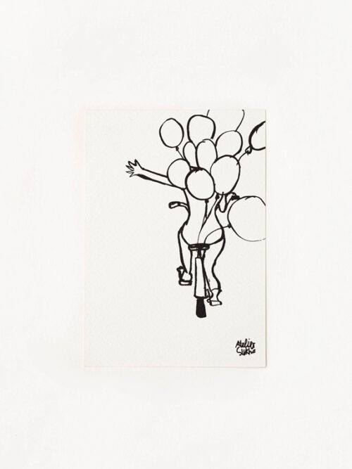 Card Celebrate New Atelier Sukha Barbara van den Berg