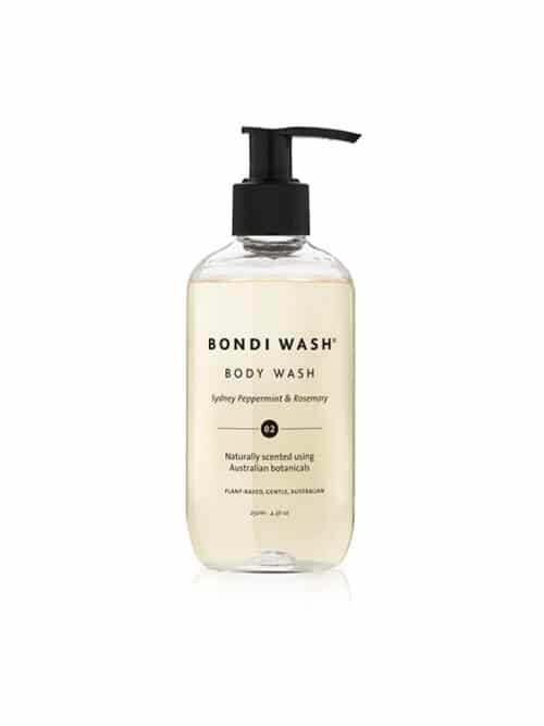 Bondi Wash Body Wash Sydney Peppermint Rosemary Organic Certified Natural