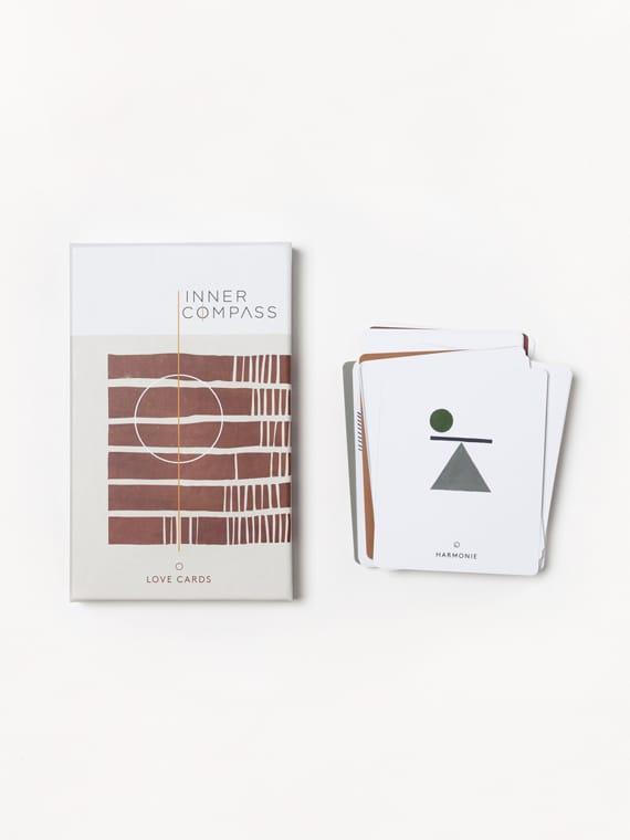 Inner Compass Love Cards Atelier Sukha Neel van Lierop Product Shot