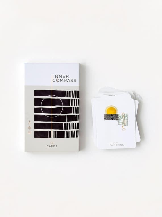 Inner Compass Cards Atelier Sukha Neel van Lierop