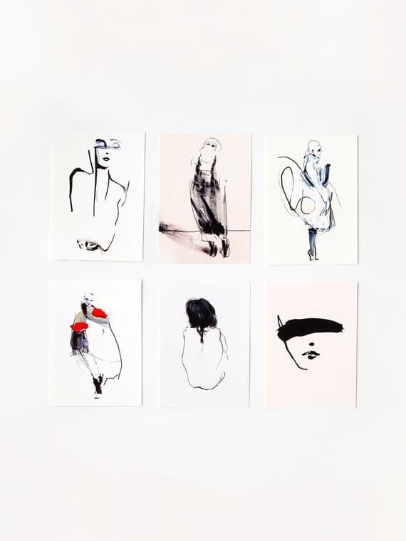 Petra Lunenburg Postcards Atelier Sukha