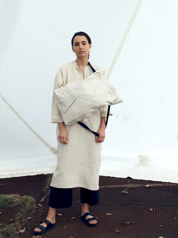 linen bag organic cotton FANT shop online total shot