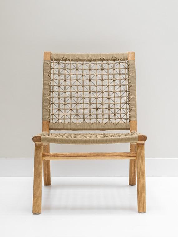 Vogel Design Slip Chair Front