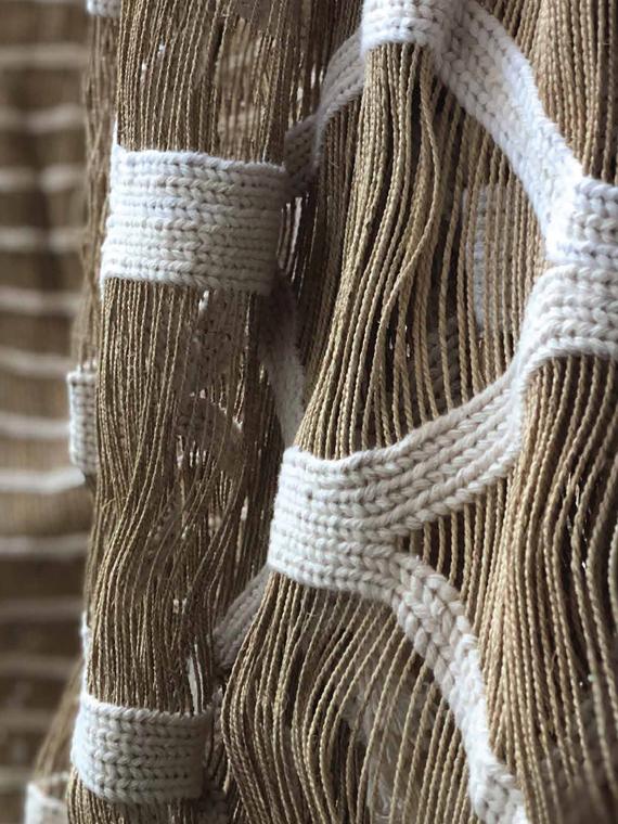 Handmade Hammock Incausa Mehinako People Slow Living Furniture detail 1