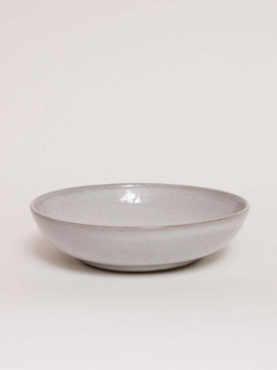 handmade ceramics fairtrade ceramics pasta plate river