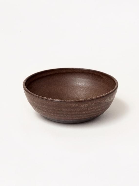 Bowl Earth Keramiek Kantoor Handmade Product Shot