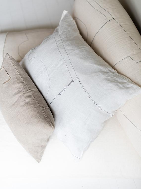 linen cushion fant shop online totum coconut