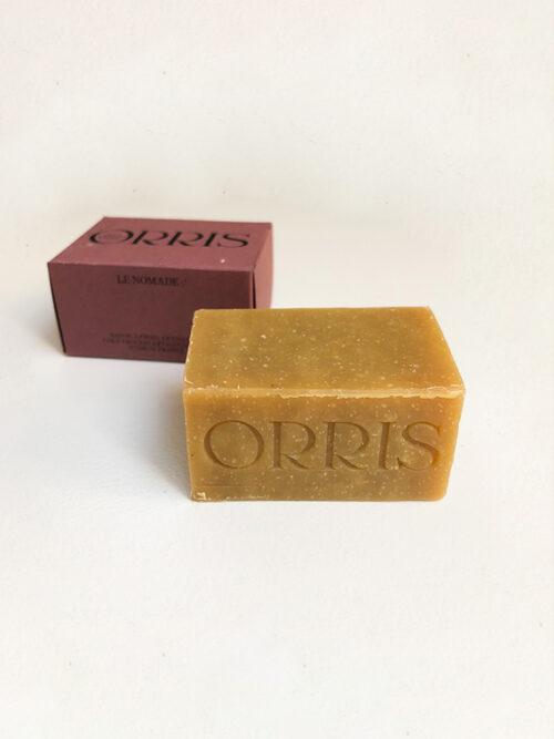 Orris Paris Organic Soap Handmade le Nomade