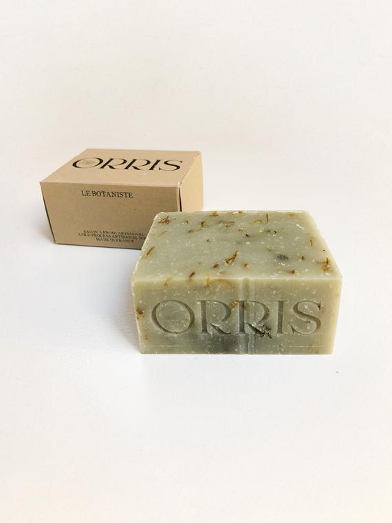 Orris Paris Organic Soap Handmade le Botaniste