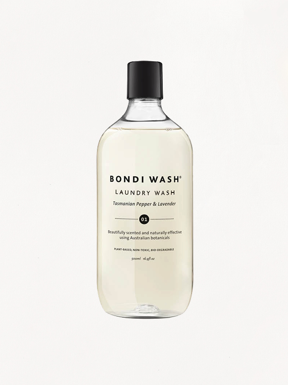 Natural Care Organic Soap Bondi Wash Laundry Wash