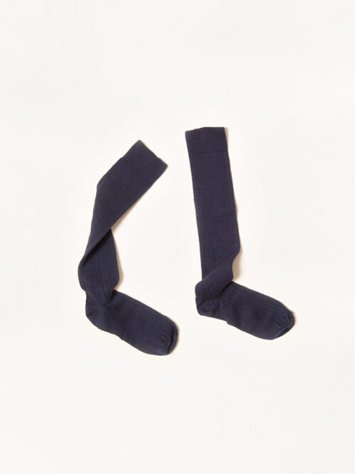 Collegien Socks Online Organic Cotton Light Blue