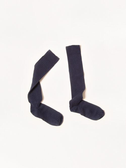 Collegien Socks Online Organic Cotton Light Blue