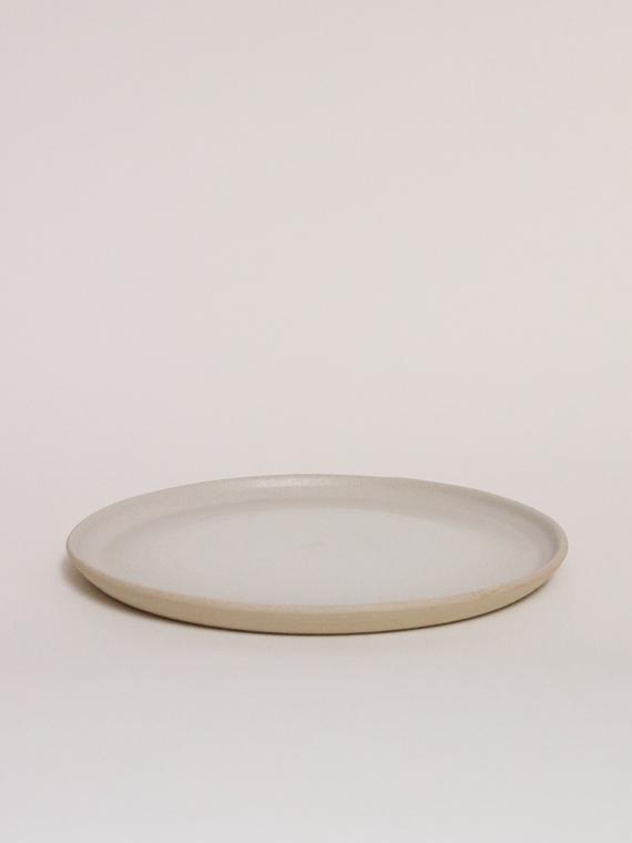 handmade ceramics plates keramiek kantoor milk mat big