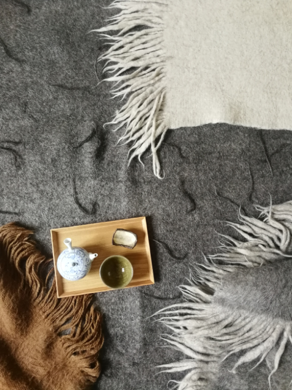 Natural Rugs Yak Wool Daniel Costa