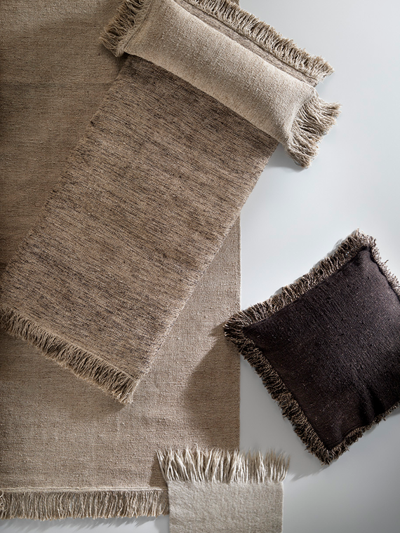 Natural Handmade Rugs Daniel Costa EARTH