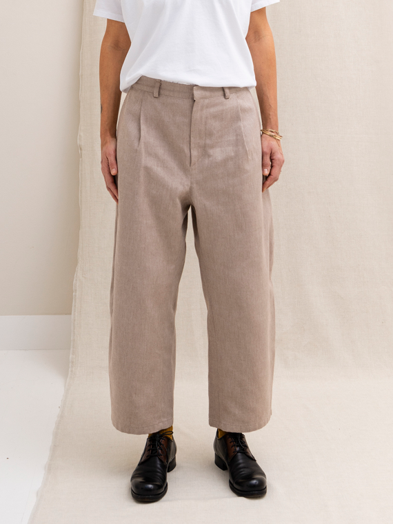 Organic Cotton Pants Sustainable Brand Elsien Gringhuis