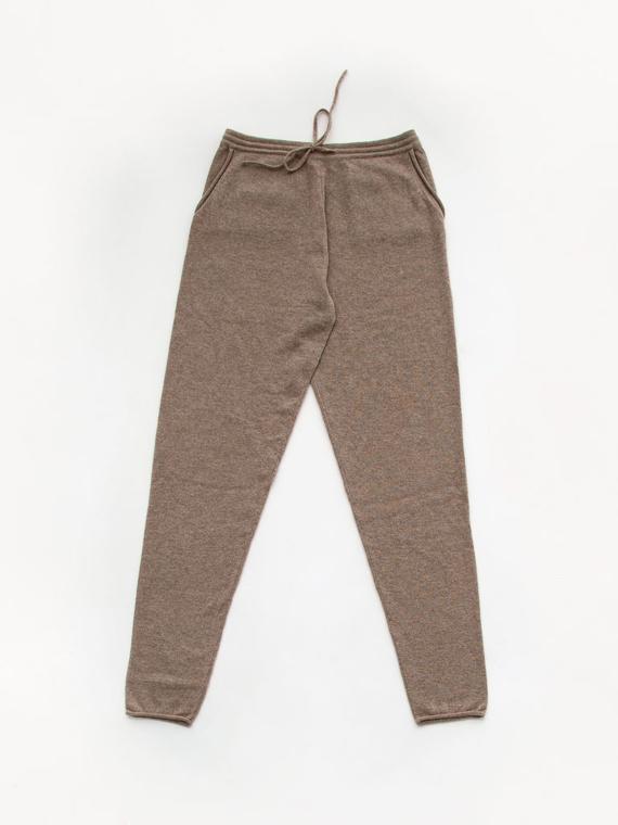 Cashmere Pants Atelier Sukha Woolen Pants