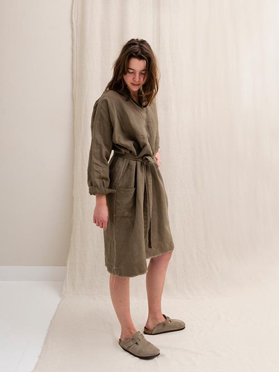 linen dress shop online FANT dress Free