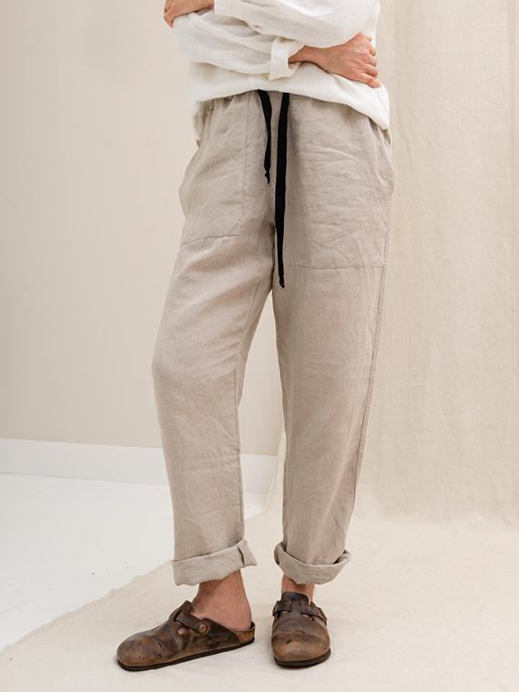 Linen pants shop online FANT Sukha