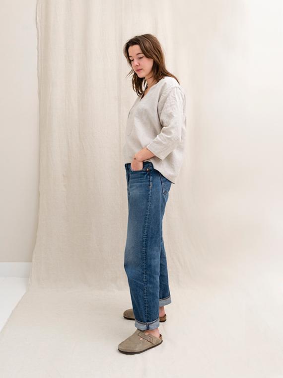 linen shirt shop online fant Sukha Jackie total