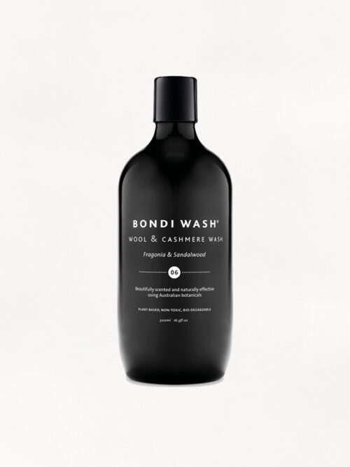 Natural Care Organic Soap Bondi Wash Wool & Cashmere Wash
