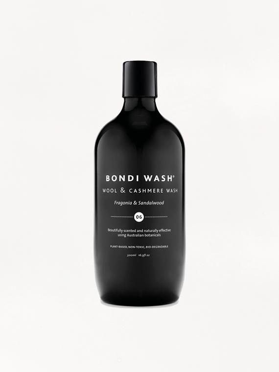 Natural Care Organic Soap Bondi Wash Wool & Cashmere Wash