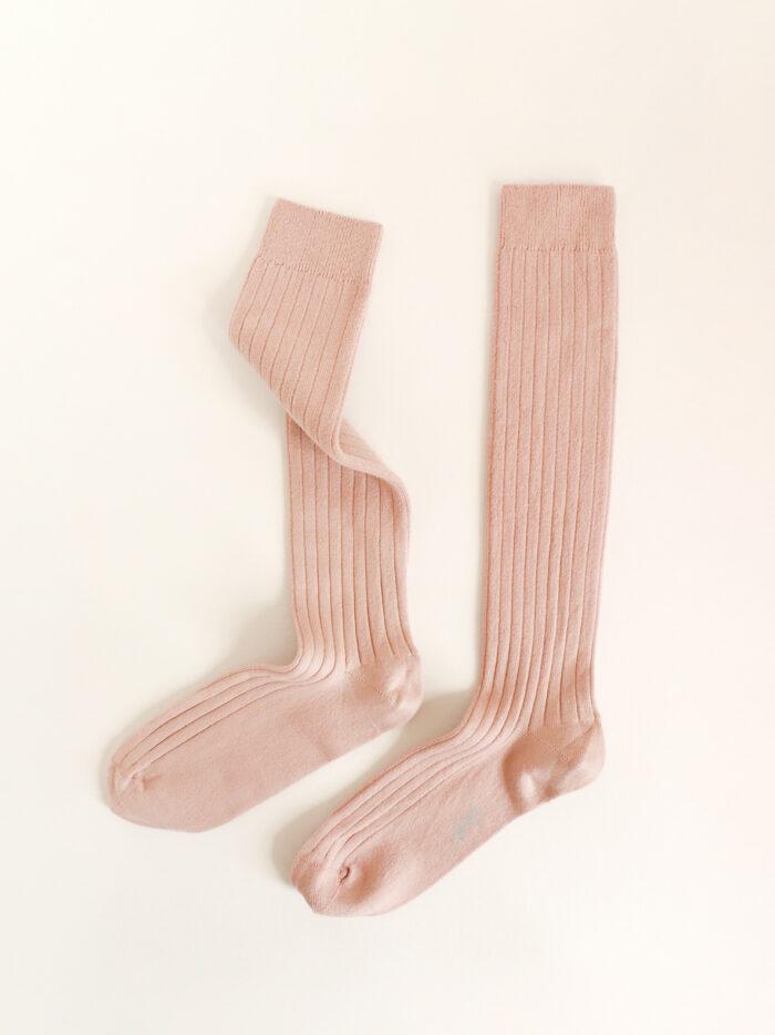 organic cotton socks collegien socks online Vieux Rose