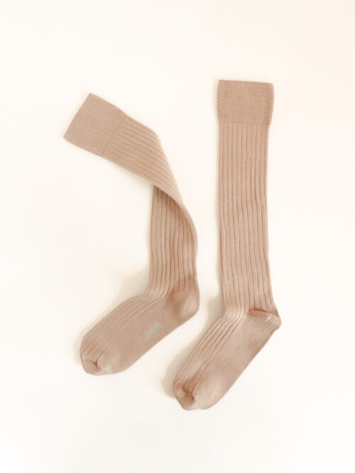 organic cotton socks collegien socks online Petite Taupe