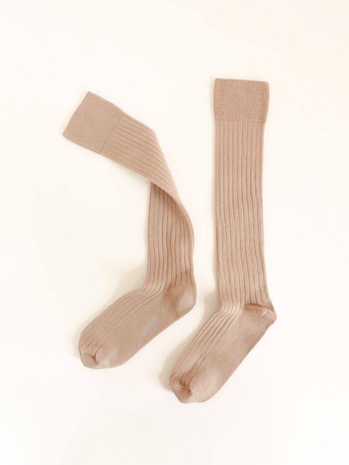 organic cotton socks collegien socks online Petite Taupe
